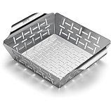 Panier de cuisson Weber  Petit panier à legumes acier inoxidable