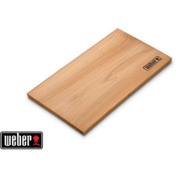 Weber planches à fumer en cèdre