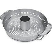 Support de cuisson Weber cuisson poulet GSB Gourmet BBQ System