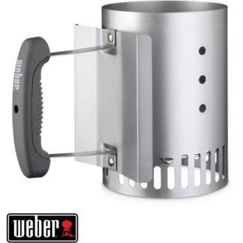 Weber petite cheminée d'allumage
