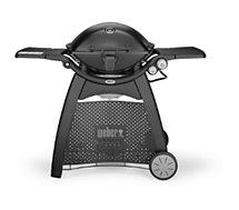 Barbecue gaz Weber  Q 3200 Noir