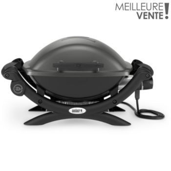 Weber Q1400 Dark grey