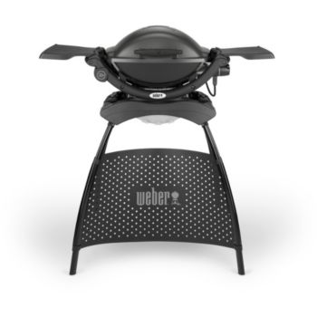 Weber Q 1400 Stand Electric Grill