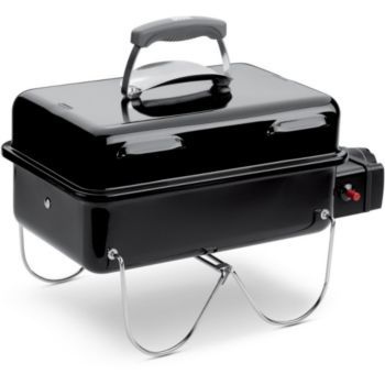 weber go anywhere black barbecue gaz boulanger. Black Bedroom Furniture Sets. Home Design Ideas