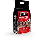 Briquette charbon Weber de 4 kg de briquettes FSC