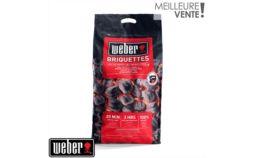 Briquette charbon Weber de briquettes 8kg FSC