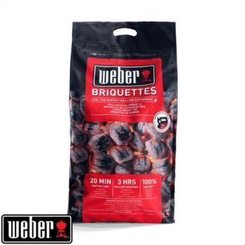 Weber de briquettes 8kg FSC