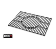 Grille barbecue Weber  GBS BBQ System en fonte pour Spirit 300