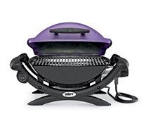 Barbecue électrique Weber Q1400 Purple