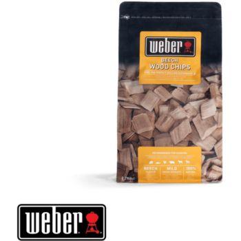 Weber bois de fumage Hêtre
