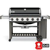 Barbecue gaz Weber Genesis II E-610 GBS noir