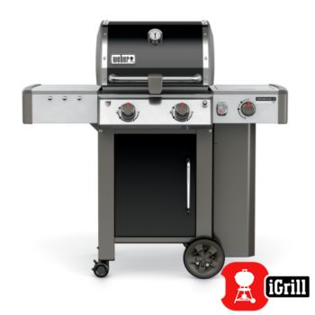 weber genesis ii lx e 240 gbs black 60014153 barbecue gaz boulanger. Black Bedroom Furniture Sets. Home Design Ideas