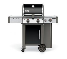 Barbecue gaz Weber Genesis II LX E-240 GBS black