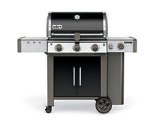 Barbecue gaz Weber Genesis II LX E-340 GBS Black