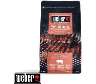 Weber bois de fumage - pour Porc