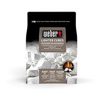 Cubes allume-feux Weber de 22 cubes allume-feux blancs