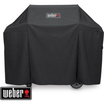 Weber Premium Genesis II 3 brûleurs