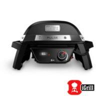Barbecue électrique Weber PULSE 1000 noir