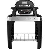 Barbecue électrique Weber  PULSE 1000 noir avec stand