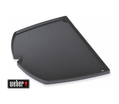 Plancha barbecue Weber en fonte Q300 & Q3000