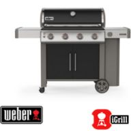 Barbecue gaz Weber Genesis II E-415 GBS Gas Grill