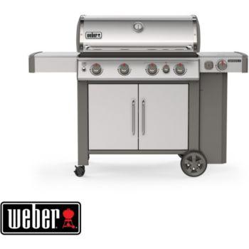 barbecue gaz weber genesis ii s-435 gbs inox