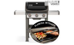Barbecue gaz Weber Spirit II E-310 Gas Grill plancha