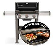 Weber Spirit II E-310 Gas Grill + plancha
