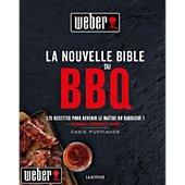 Livre de cuisine Weber La nouvelle bible du BBQ