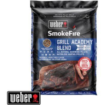 Weber Pellet mélange universel 9 kg