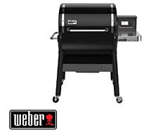 Barbecue à pellet Weber  Smokefire EX4 GBS