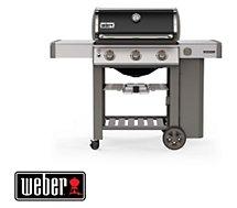 Barbecue gaz Weber  Genesis II E-310 plancha black