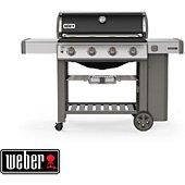 Barbecue gaz Weber Genesis II E-410 GBS plancha black