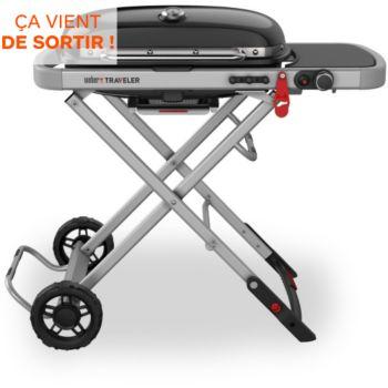 Weber TRAVELER BLACK
