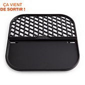 Plancha barbecue Weber SUPPORT MULTI CUISSON POUR GBS