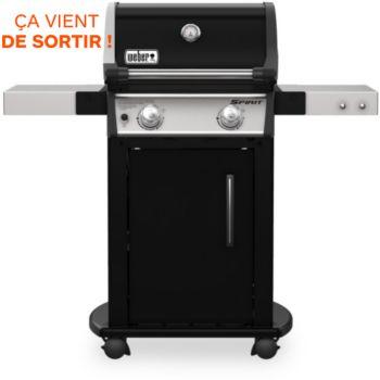 Weber SPIRIT E-215 GBS BLACK