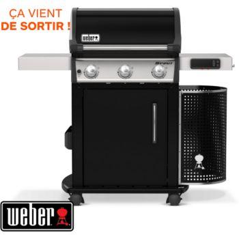 Weber SPIRIT EPX-315 GBS BLACK