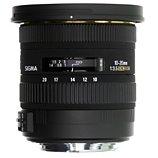 Objectif pour Reflex Sigma  10-20mm f/3.5 DC EX HSM Canon