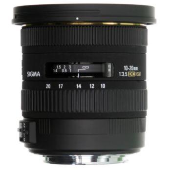 Sigma 10-20mm f/3.5 DC EX HSM Canon