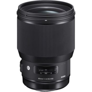 Sigma 85mm f/1.4 DG HSM Art Sony E