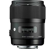Objectif pour Reflex Sigma  35mm f/1.4 DG HSM Art Nikon