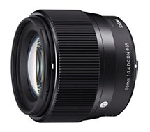 Objectif pour Reflex Sigma  56mm 1.4 DC DN Contemporary Micro 4/3