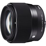 Objectif pour Hybride Sigma  56mm 1.4 DC DN Contemporary Sony E