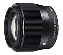 Objectif pour Hybride Sigma  56mm 1.4 DC DN Contemporary Sony E