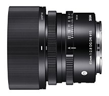 Objectif pour Hybride Plein Format Sigma  45mm F2.8mm DN OS Contemporary Sony E