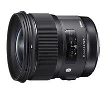 Objectif pour Reflex Sigma  24mm f/1.4 DG HSM Art Canon