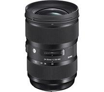 Objectif pour Reflex Plein Format Sigma 24-35mm F2 DG HSM Art NIKON