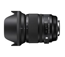 Objectif pour Reflex Plein Format Sigma  24-105mm F4 DG OS HSM Art Nikon