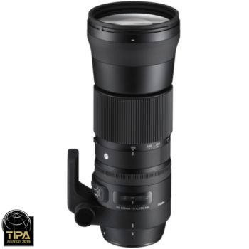 Sigma 150-600mm f/5-6.3 DG OS HSM Canon