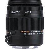 Objectif pour Reflex Sigma  18-250mm f/3.5-6.3 Macro DC OS HSM Canon